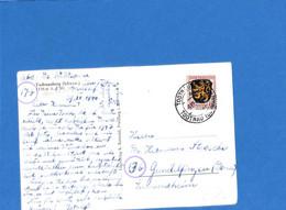Allemagne Zone Française  1946 Postkarte De Todtnauberg (G1593) - Zona Francesa