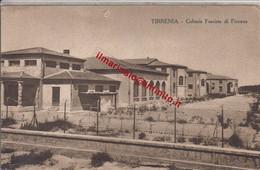 ** TIRRENIA.- COLONIA FASCISTA.-** - Pisa