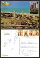 UAE Dubai Jumeirah Mosque Nice Stamp  #28100 - Dubai