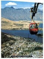 (OO 28) New Zealand - Queenstown Gondola (posted To Australia 1986) - New Zealand