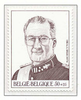 [153896]TB//**/Mnh-[2740] Belgique 1998, Dynastie Belge, Roi Albert II, Du Bloc 75, SNC - Royalties, Royals