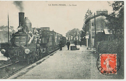 LA HAYE-PESNEL. - La Gare - Other Municipalities