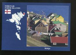 Féroé (Iles) : Kirkja - Faroe Islands