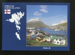 Féroé (Iles) : Klaksvik - Faroe Islands