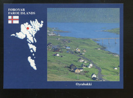 Féroé (Iles) : Oyrabakki - Faroe Islands