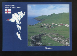 Féroé (Iles) : Mykines - Faroe Islands