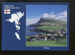 Féroé (Iles) : Nolsoy - Faroe Islands