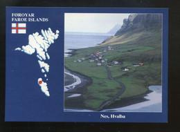 Féroé (Iles) : Nes, Hvalba - Faroe Islands