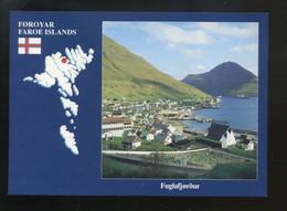 Féroé (Iles) : Fuglafjordur - Faroe Islands