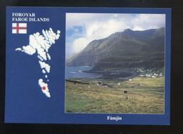 Féroé (Iles) : Famjin - Faroe Islands