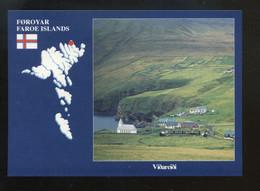 Féroé (Iles) : Vidareidi - Faroe Islands