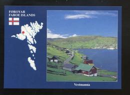 Féroé (Iles) : Vestmanna - Faroe Islands
