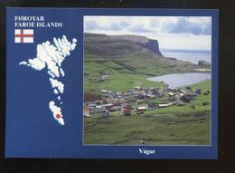 Féroé (Iles) : Vagur - Faroe Islands