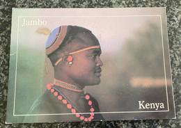 Kenya Jambo - Circulé 1994 - Pokot People - Kenya