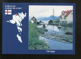 Féroé (Iles) : Vid Gjogv - Faroe Islands