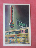 Solowey's Tavern   34 Th Street  New York > New York City      Ref 4897 - Zonder Classificatie