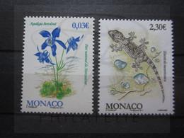 VEND BEAUX TIMBRES DE MONACO N° 2780 + 2781 , XX !!! - Nuovi