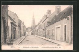 CPA Beaune-la-Rolande, Rue Du 28 Novembre, Vue De La Rue - Beaune-la-Rolande