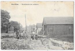 Berchem : Werkhuizen Der Soldaten         JE VENDS MA COLLECTION PRIX SYMPAS VOYEZ MES OFFRES - Unclassified