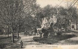 MANTES : LE SQUARE BRIEUSSEL - Mantes La Ville