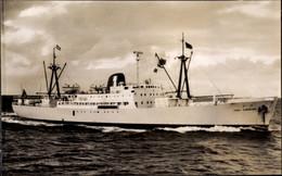 CPA US Dampfer Fort Caroline, Passagierfrachtschiff - Non Classificati