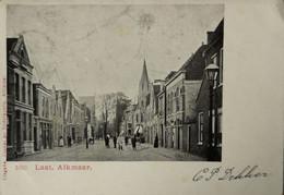 Alkmaar // Laat 1904 Uitg. Jonker En Nederkoorn - Alkmaar