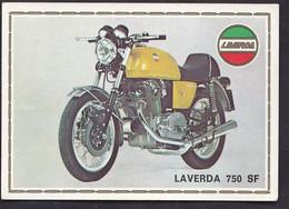 LAVERDA 750 SF Ancienne Chromo Card Image Moto - Other