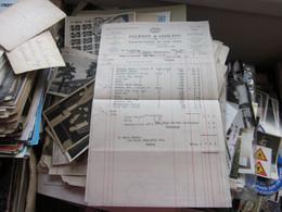 Jackson Gosling LTD Manufactures Of Fine China Grosvenor Porcelain Works Longton Staffs - United Kingdom