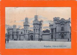 Bruxelles - Prison De Saint-Gilles -  (vers Lonzée) - 2 Scans - St-Gilles - St-Gillis