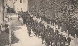 SAINT MAIXENT  Défilé De L'Ecole Militaire Le 14 Juillet - Saint Maixent L'Ecole