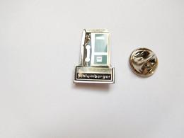Beau Pin's Pins , Schlumberger , Téléphonie - Telecom Francesi