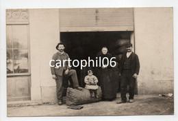 - CPA PHOTO ANTIBES (06) - Maison LAMBERT - Négoce En Grains Et Fourrage - Boulevard AGUILLON, Antibes - - Antibes - Old Town