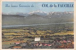 Mes Beaux Souvenirs Du ... COL De La FAUCILLE - Carte à Système Avec Dépliant 10 Vues - Complet - Sonstige Gemeinden