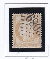 GC 3089 RAZES ( Dept 81 Haute Vienne ) S / N° 55 - 1849-1876: Periodo Classico