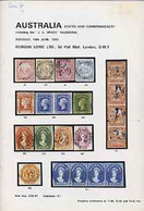 Auction Catalogue - Australia & States Robson Lowe 10 June 1969 Inc J S White Coll Of Tasmania - Other