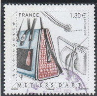 FRANCE 2018 METIERS D ART MAROQUINIER OBLITERE  YT 5209 - Used Stamps