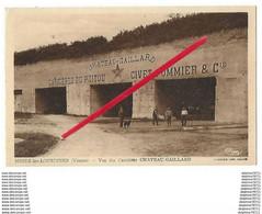 CHATEAU GAILLARD-Carrières Du Poitou - MIGNE Les LOURDINES - Other Municipalities