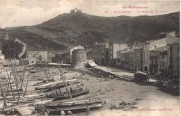 FR66 COLLIOURE - Labouche 25 - Le Port Et Le Fort - Animée - Belle - Collioure