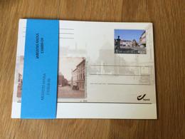 Belgique : Série De Cartes Postales Illustrées Neuves BK245/255 Autrefois Et Maintenant - Tarjetas Ilustradas