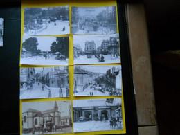 Photo  ,TRAMWAY FINISTERE , Collection Bourneuf ,lire Descriptif  ,BREST - Treni