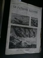 Le Patriote Illustré N° 19 Du 12 Mai 1912 : Naufrage Titanic, Kermesse Flamande, - 1900 - 1949