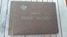 Album Côte D'Or Reine Astrid. Chocolat. Complet 164 Chromos - Côte D'Or