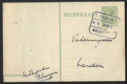Blokstempel: Leeuwarden-Mappel - Poststempels/ Marcofilie