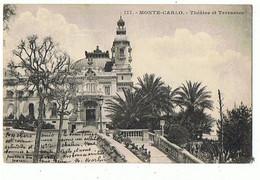 MONACO - Le Théâtre - 779 - Opera House & Theather
