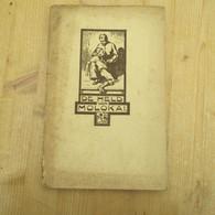 De Held Van Molokai 1923 Pater Damiaan Uitgave Paters Hh Harten Ginneken Valkenburg 78 Blz - Antique