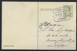 Blokstempel: Boxtel-Gennep - Storia Postale
