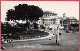 Singapore Fullerton Building_ (PCard123) CPA Vintage - Singapore