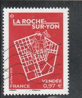 FRANCE 2020 - LA ROCHE SUR YON OBLITERE YT 5416 - Used Stamps