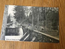 CP Ancienne De Villers-la-Ville : Le Jardin Du Moulin (1910) - Villers-la-Ville
