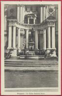 Singapore Sir Raffles Stamford Statue_ Thomas  Stamford Raffles _(PCard140) CPA Vintage - Singapore